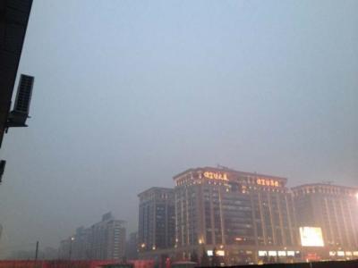 中国人还要忍受多少年雾霾?
