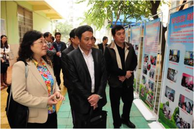 中国威廉希尔登录协来闽开展计划生育基层群众自治等工作调研