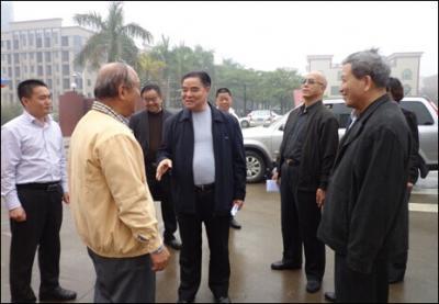 """福建省威廉希尔登录协会开展""""四联创""""活动评估核查工作"""