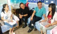 云南省威廉希尔登录协加强项目跟踪调研