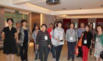 台湾妇幼卫生协会参访团一行来大连考察