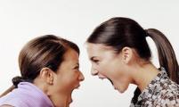 心理解析:我们对亲人容易发火的原因