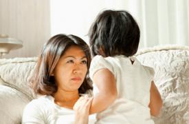 母亲的态度:影响孩子性格的形成