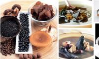 饮食养生:常吃五种颜色食物