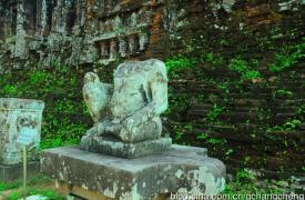 美山谷地:越南人心中的圣地