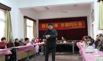 杭州上城小营街道:曼妙舞姿迎新年  风采尽在同乐会