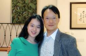 """刘墉写给女儿:别让""""恨老师""""成为借口"""