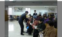 送粥腊八节,祈福迎新年 ——茅廊巷社区开展腊八节送粥活