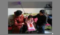 吉林省威廉希尔登录协开展春节走访慰问活动