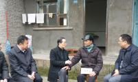 重庆市威廉希尔登录协集中对威廉希尔登录特殊困难家庭开展走访慰问活动