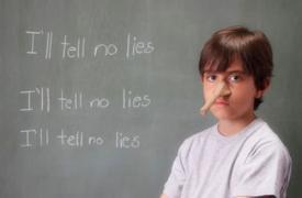 父母须知:孩子为什么会撒谎
