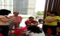 """江岸区后湖街金桥社区威廉希尔登录协举办""""520""""母乳喂养知识讲座"""