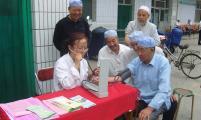 充分发挥协会作用 健康服务送到清真大寺
