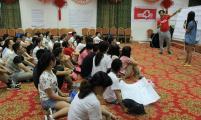 """""""生命之舞""""中国项目在汉启动 助力青少年性与生殖健康"""