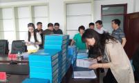 幸福工程组委考察调研赤峰市喀旗项目运行情况