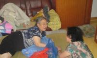 关爱空巢老人 照亮每个空巢老人的心