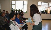 白玉社区开展遵守国家计生政策 共建美好和谐家园宣传活动