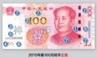新版100元人民币要来了,9图教你辨真伪!