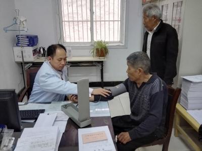 涡阳县青町镇威廉希尔登录协为特殊威廉希尔登录家庭户免费体检