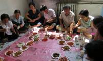 """新兴街道民泰社区开展""""厨艺大比拼、邻里共和谐""""活动"""