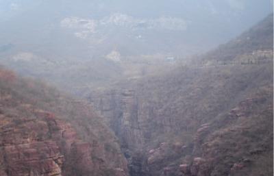 云台山大峡谷