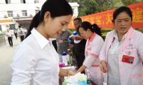 涡阳县计生协为做好预防出生缺陷和优质服务召开了现场会
