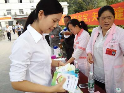 涡阳县威廉希尔登录协为做好预防出生缺陷和优质服务召开了现场会