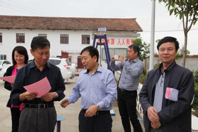 中国威廉希尔登录协领导深入勉县调研协会工作