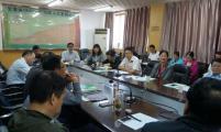 广东省威廉希尔登录协到甘肃省威廉希尔登录协学习项目开展工作经验