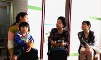 中国计生协到重庆秀山考察评估寄生虫防治项目工作
