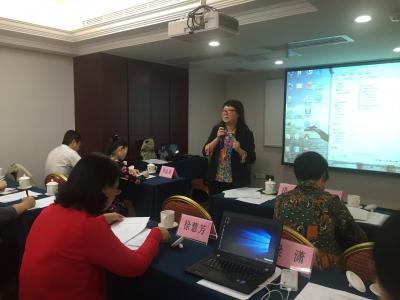 中国威廉希尔登录协到广东省调研青春健康项目