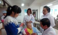 关注幼儿健康  促进家庭发展