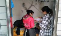 丹英社区计生协会为辖区流动育龄妇女发放免费叶酸