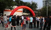 深圳市龙城街道开展艾滋病预防宣传活动