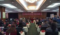 吉林省计生协举办全省宣传员培训班