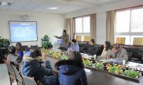 陕西省计生协验收评估宝鸡市青春健康教育示范基地