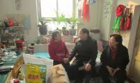 河北省计生协领导到石家庄市走访慰问计生特殊困难家庭