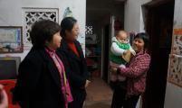 鹤山市计划生育协会开展帮扶慰问送温暖活动