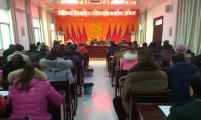 蒙城县白杨林场举办《安徽省人口与计划生育条例》培训班