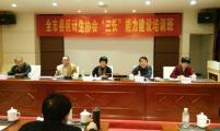 """永州举办县区计生协会""""三长""""能力建设培训班"""