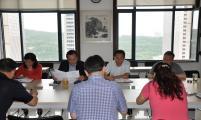 济南市传达中国计生协第八次会员代表大会精神