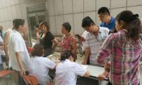 新安村开展糖尿病健康教育宣传活动