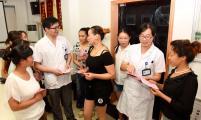 铜陵市露采社区开展预防乳腺癌科普知识讲座