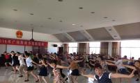 油坊镇开展广场舞健身技能培训活动