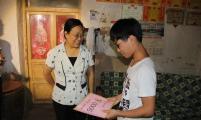 济南市领导走访慰问威廉希尔登录困难家庭大学生
