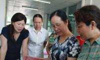 江西省计生协领导到上饶县调研指导流动人口计生协工作