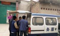 临洮县中铺镇中秋节前走访慰问计生特殊困难家庭