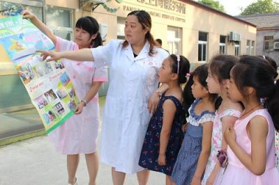 滁州市来安县张山乡威廉希尔登录协做好关爱女孩工作