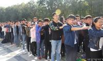 """内蒙古农业大学举办""""爱要负责任""""世界避孕日主题宣传活"""