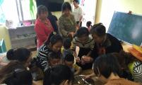 南平市剑津社区开展关爱流动人口家庭老人活动